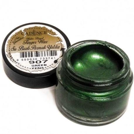 Oro en crema Cadence - Verde