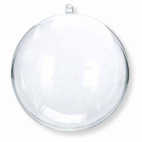 Plesiglass Bola de 14cm de diámetro
