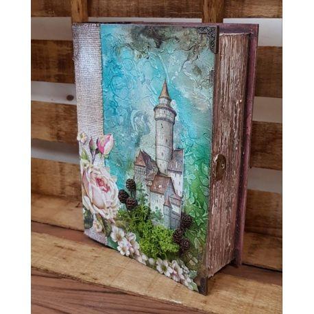 Creativa Barcelona - Taller Caja libro - Silvia