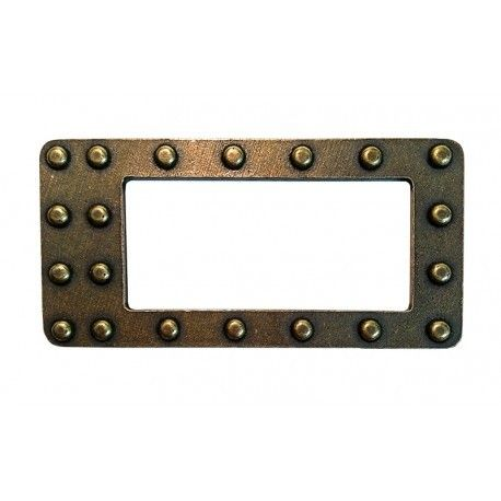 Mitform placa rectangulo