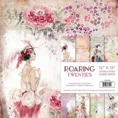 Roaring Twenties 12x12 de Crafter's Companion