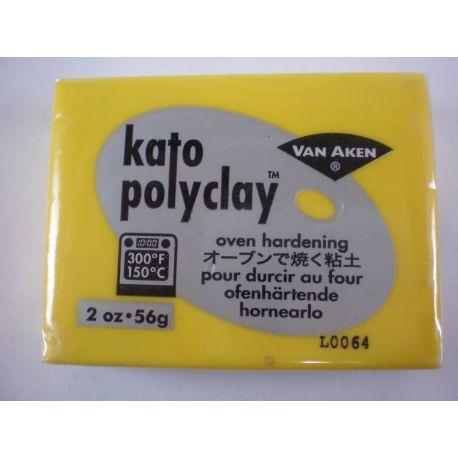 kato polyclay 56g - Amarillo - Yellow