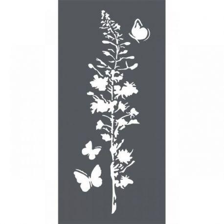 Stencil Stamperia 12x25cm y 0.5mm de espesor Branch