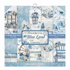 bloc-10-hojas-de-papel-scrap-stamperia-blue-land