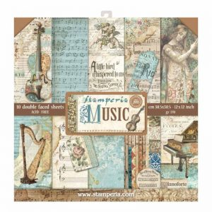 bloc-10-hojas-de-papel-scrap-stamperia-music