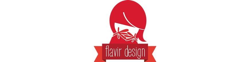 Flavir Design Sellos MixMedia
