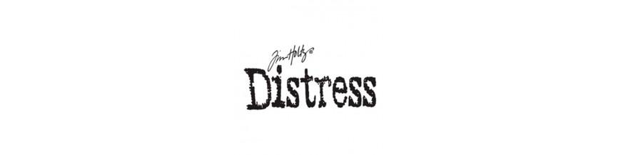 Distress MixMedia