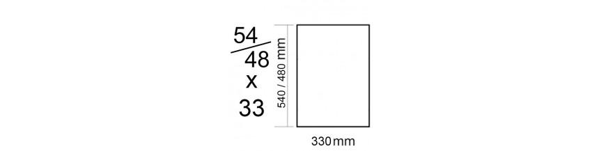 Papel de arroz 54/48x33