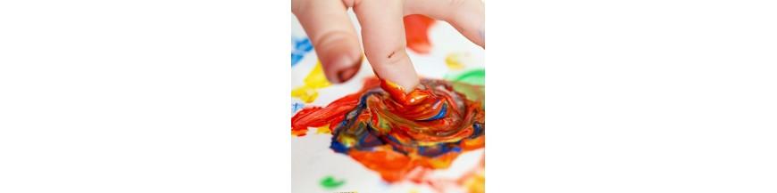Pinturas de Dedo