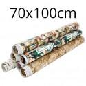 Papeles 70x100cm