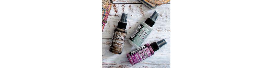 Distress Oxide Spray MixMedia