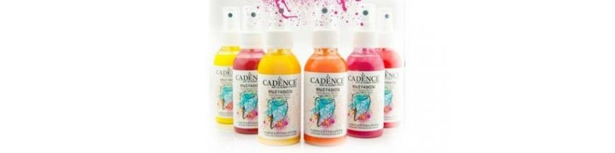 Cadence Spray Téxtil